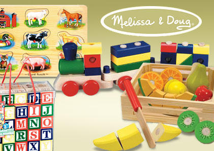 Up to 30% OffCyber Week Sale @ Melissa and Doug