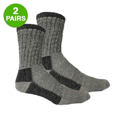 $42 Pairs: Merino Wool Blend Winter Thermal Insulated Socks