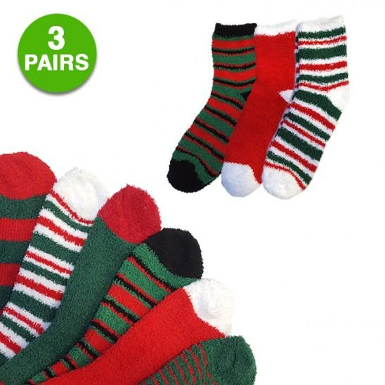 $23 Pairs of Select Christmas Socks