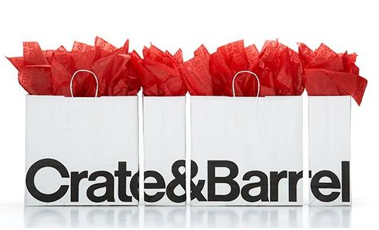 Up to 60% OffOutlet Sale @ Crate & Barrel