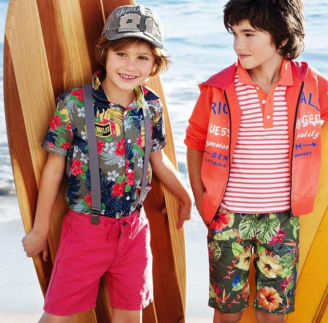 Up to 40% OffSitewide @ GUESS kids