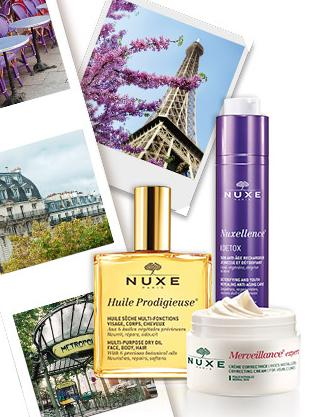 Up to 65% Off + Extra 5% OffSelect Items @Nuxe, Dealmoon Exclusive