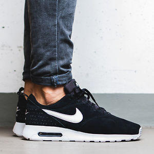 mens nike air max tavas leather
