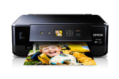 $44Epson Expression Premium XP-520 Small-in-One® All-in-One Printer - Refurbished