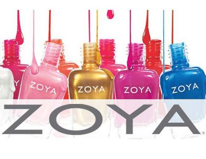 50% OFFWhen You Buy 6-24 Bottles of Nail Polishes @ Zoya