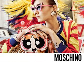 50% off + Free ShippingWomen's SS16 collection sale @ Moschino.com