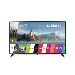 $399.99 送$100礼卡LG 49UJ6300 49寸 4K HDR 超高清 智能电视
