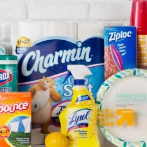 Offer$5 giftcard with 2 select household items