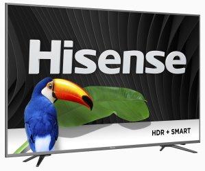 $498 (原价$798)海信 2017新款 55吋 H9D高端系 4K HDR 智能电视