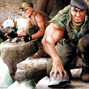 $1 Commandos Collection