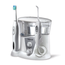 $84.23 Waterpik Wp-952 Complete Care 7.0 Water Flosser and Sonic Tooth Brush, Black