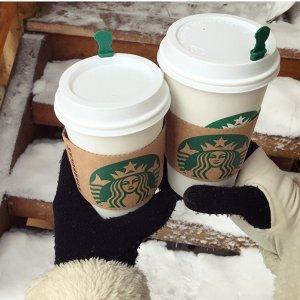 Hot Deal Back!Starbucks Buy 1 Get 1 Free @ Starbucks