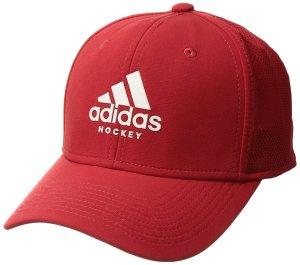 $9.88 (原价$38)Adidas 男士曲棍球帽子,2.6折优惠