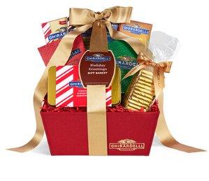 8折Ghirardelli 巧克力节日礼品套装促销