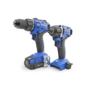 $119Kobalt 24V 无绳电动工具套装