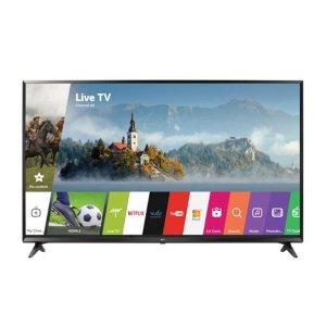 $319LG 49UJ6300 49'' 4K HDR UHD Smart LED TV
