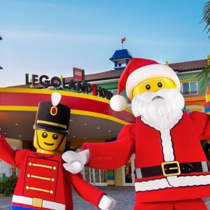 免费送1张儿童门票Legoland 乐高乐园买成人门票享优惠,乐高迷不能错过