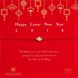 $25 + Free ShippingDogeared Happy Lunar New Year Bracelet