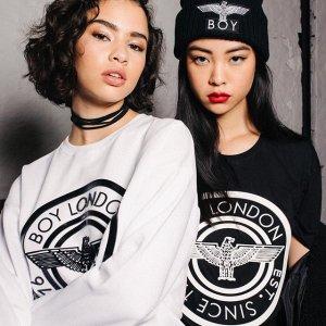 低至$64 入热卖T恤上新:Boy London 新款潮服热卖