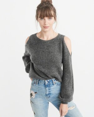 Last Day:Up to 30% OffWoman Sweaters @ Abercrombie & Fitch