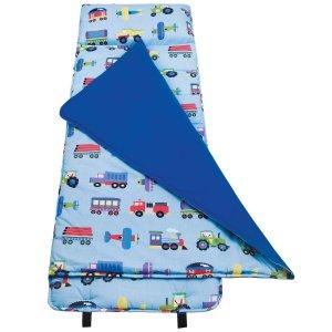 $21.08(原价$59.99)Olive Kids 小童午睡一体垫-火车图案,幼儿园午睡必备