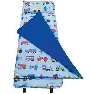 $21Olive Kids Train, Planes and Trucks Nap Mat