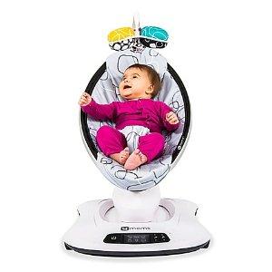 8折 需注册获得8折码4moms 高科技婴儿电动摇篮等婴儿用品特卖