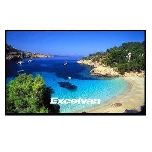 $14.49起 (原价$29.99)Excelvan 84-100英寸(16:9)便携式家庭影院投影幕布