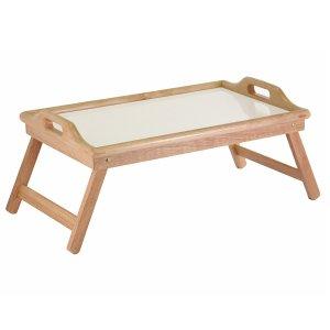 $25.99 (原价$44)Winsome 木质可折叠早餐桌,懒人必备