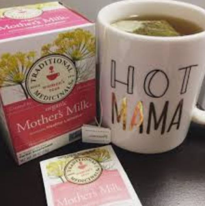 销量冠军+史低价$3.79(原价$5.49)Traditional Medicinals 有机催奶茶 20包
