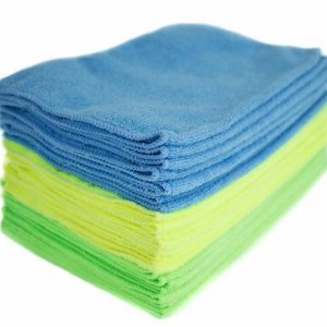 $10Zwipes Microfiber Cleaning Cloths (24-Pack)