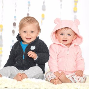 Ending Soon: Starting at $6.75 + Free ShippingBaby 3 Piece Sets @ Carter's