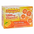 $9 Emergen-C Dietary Supplement Drink Mix with 1000 mg Vitamin C 30 Count