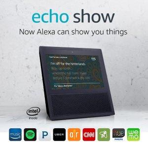 $149.99Echo Show 触屏可视语音助手