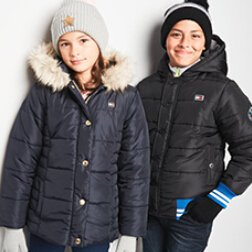 Starting at $17.99Kid's Outerwear @ Macy's