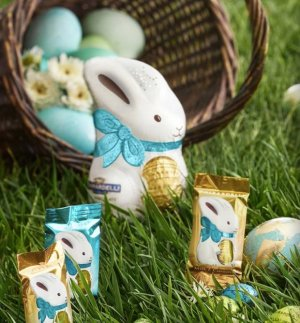 Get A Free Milk Chocolate BunnyWith Any Purchase of $75+ @ Ghirardelli