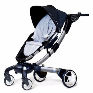 $4244Moms Origami Power Folding Stroller