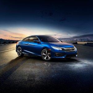 十代传奇,回归初心Honda Civic Coupe 双门轿车