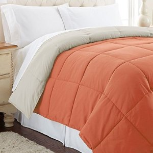Ending Soon: Up to 90% OffReversible Down-Alternative Comforters