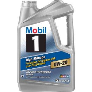 低至$13.47Mobil 1 美孚 高里程机油促销