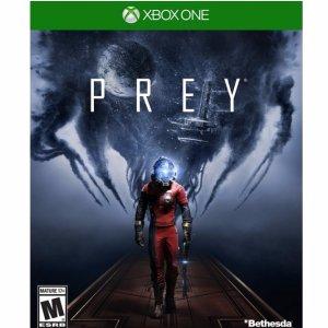 $11.99逆天价:《掠食》Prey (2017) Xbox One
