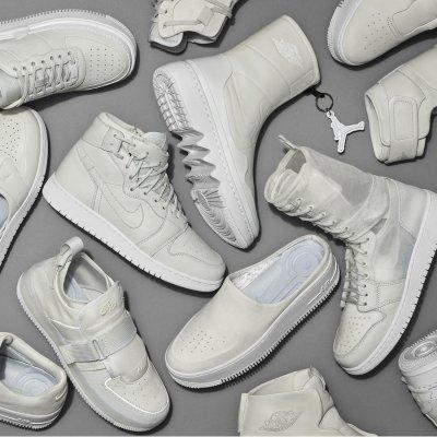 新品上市! 小白鞋穿个够