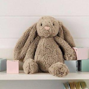8.5折Jellycat 毛绒玩具 软软的萌兔子