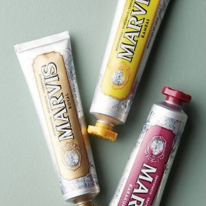 Up to 55% Off + Extra 10% OffMarvis Toothpaste Sale @ unineed.com