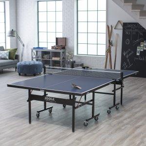 $37.8起(原价高达$799) + 免邮Joola 等热销乒乓球桌促销 折叠便携式,家用式等通通都有