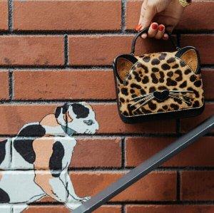 Extra 30% OffLeopard-Print Bags @ kate spade