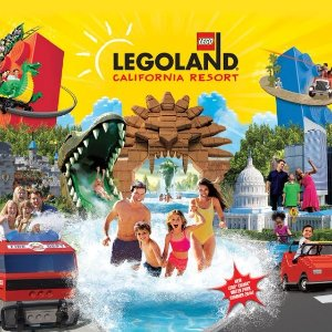 50% OFF 2 For $148 Two-Day Hopper Tickets at LEGOLAND California Resort