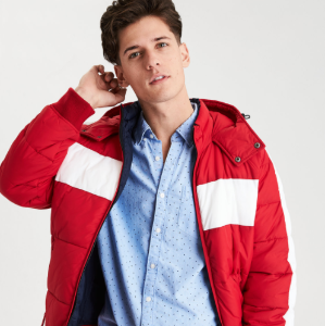 Only $19.99American Eagle Men's Winter Jackets Sale