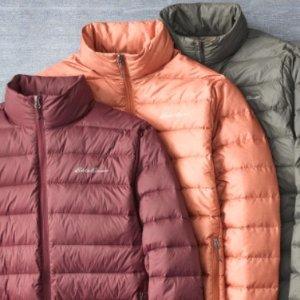 $49Eddie Bauer Men's CirrusLite Down Jacket Sale