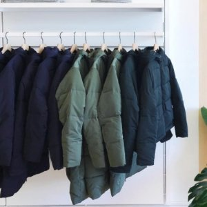 低至$48Everlane 秋冬新款男士外套 保暖大衣热卖